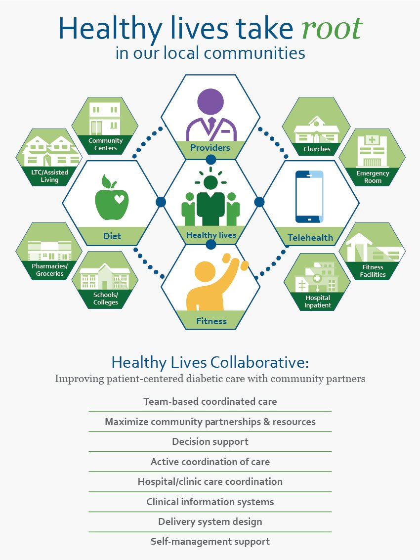 healthy lives collaborative