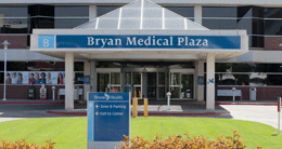 bryan west medical plaza