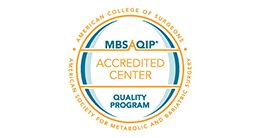 metabolic and bariatric accreditation badge