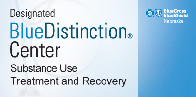 blue distinction designation