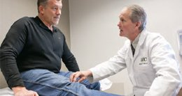 troy stonacek dr. tewes knee replacement