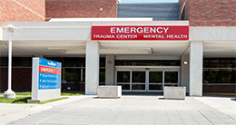 bryan west campus emergency department